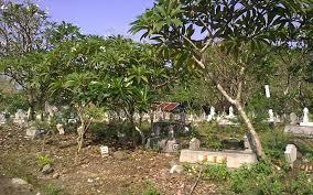 Kuburan Menjadi Tempat Pencari Togel